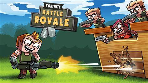 fortnite like minecraft minecraft fortnite base defense challenge fortnite