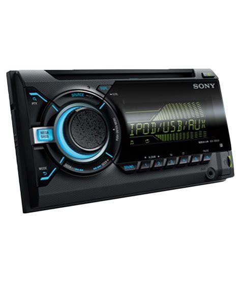 sony price sony sony wx 800ui fm car compact disc player wx 800ui