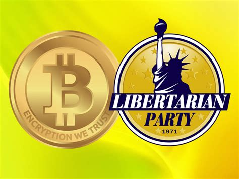 Libertarian Also Search For New Yorkers Tout Blockchain At Libertarian Convention