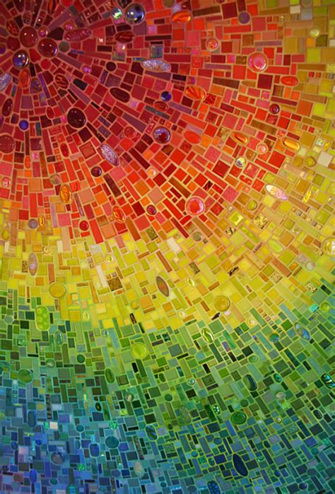 mosaic pattern medical rainbow mosaic tumblr