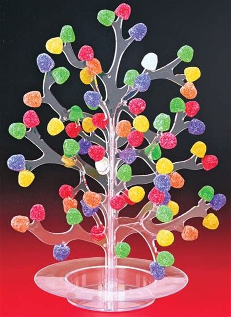 gumdrop tree my visions of sugarplums 50 s 60 s