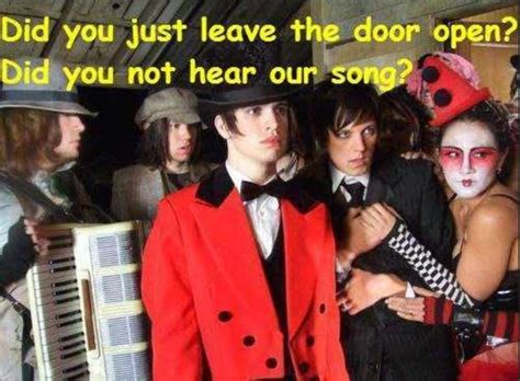 Closing The Goddamn Door Song by Quotes Panic At The Disco Quotesgram