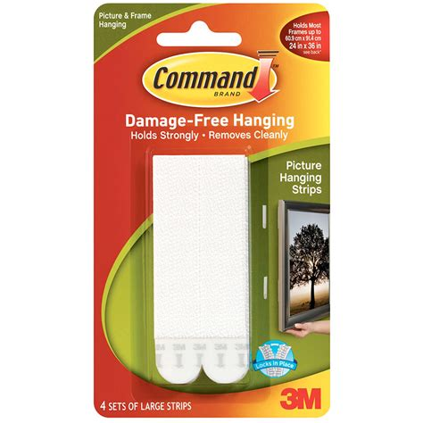 3m command adhesive picture hanging strips the container 3m command picture hanging strips large cos complete