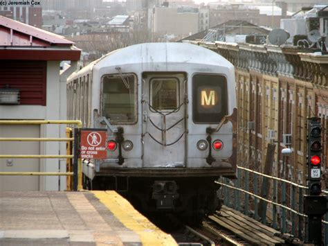 m train seneca av m the subwaynut