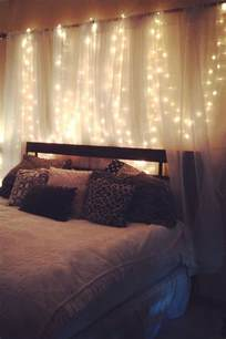 Curtain Lights For Bedroom Diy Curtain Lights