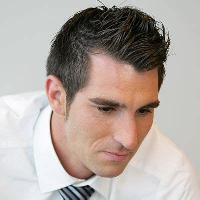 mens haircuts with spiked front 37 best images about spiky hair on pinterest short