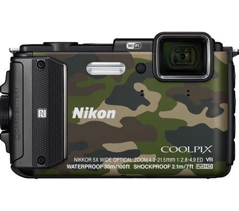 nikon tough nikon coolpix aw130 tough compact camouflage