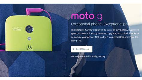motog mobile motorola officially announces moto g