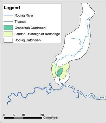 river thames catchment map london 201 cole des ponts paristech site raingain site