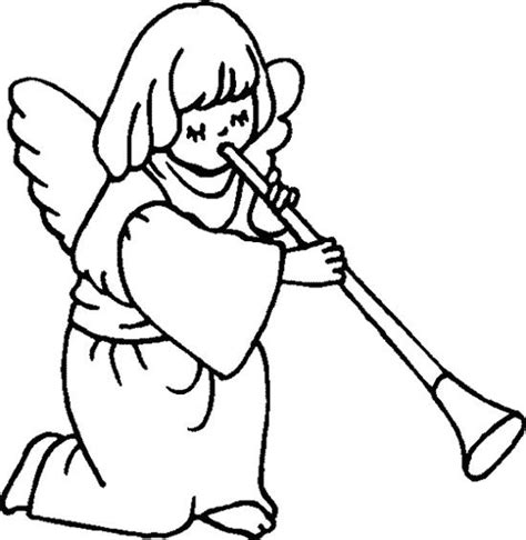 noise maker coloring page 105 best images about angels on pinterest angels tea