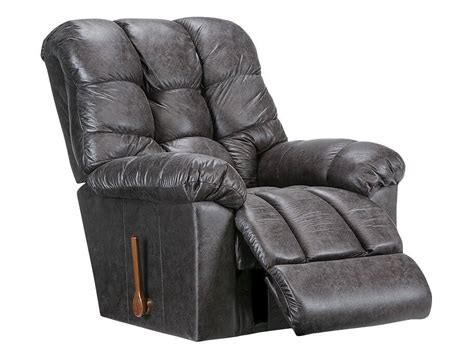 slumberland la z boy gibson collection tar rocker recliner