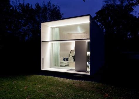 Koda Haus by Prefab Koda House Can Be Put Up Or Taken In Just 7 Hours