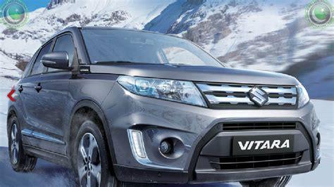 Suzuki Vitara Prices Suzuki Vitara 2017 Review Pictures Price In Pakistan