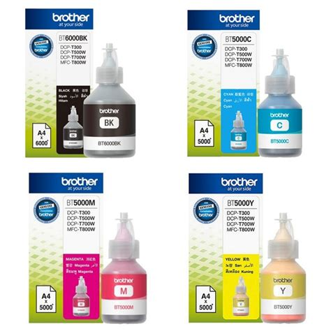 Ink Bt6000 Bt5000 bt5000 and bt6000 bottle ink officeworks philippines