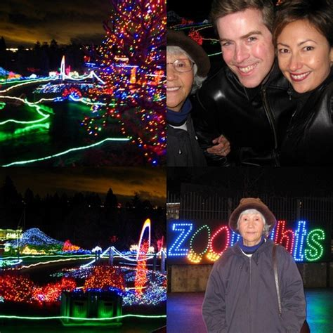 zoo lights pt defiance kathy johnson s zoolight at pt defiance park in tacoma