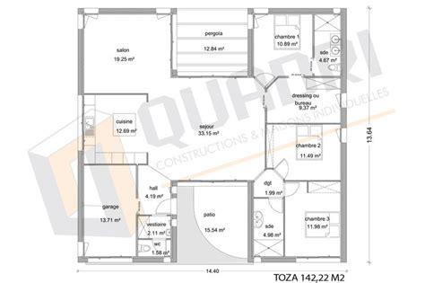 Plan Pavillon 100m2 by 17 Meilleures Id 233 Es 224 Propos De Constructeur De Maison