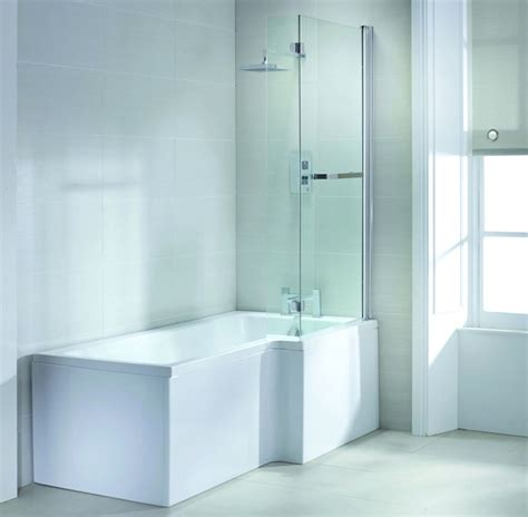 sommer  shaped shower bath package uk bathrooms