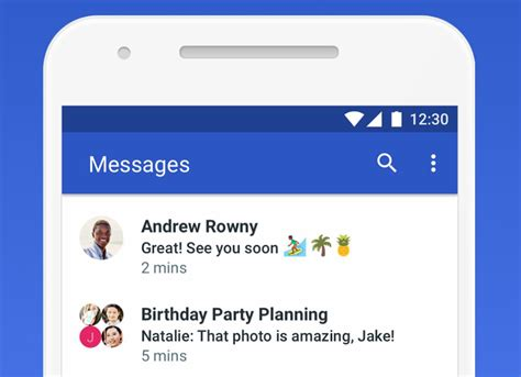 android messaging android messages bekommt smarte antwortm 246 glichkeiten
