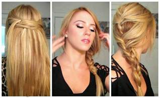 Quick Easy Hairstyle by Easy Hairstyles Pictures Perfect Hairstyles