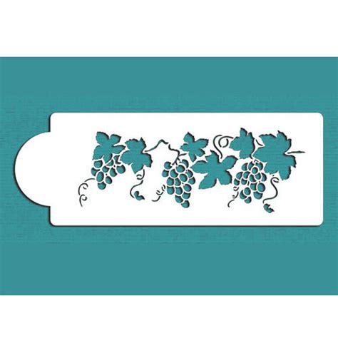 kitchen stencils designs small grapevine cake stencil cake side stencil cake