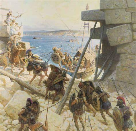 Alexandre Christie 2603 tom lovell 1909 1997 siege of tyre christie s