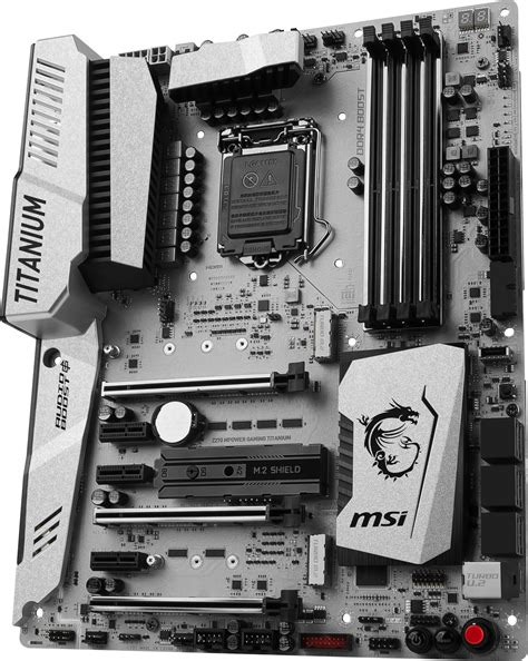 Motherboard Msi Z270 Xpower Gaming Titanium Socket 1151 msi z270 mpower gaming titanium intel z270 socket 1151