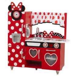 disney 174 jr minnie mouse vintage play kitchen by kidkraft