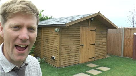 Solid Build Sheds by How To Build A Really Solid Shed