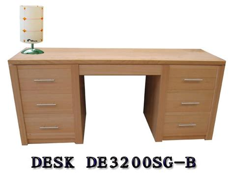 Timber Office Desks Timber Office Desk