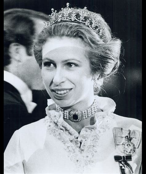 princess anne princess anne on a royal tour of canada 1974 princess