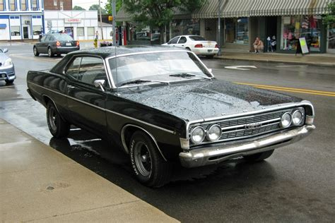 68 Ford Fairlane by Curbside Classic 1968 Ford Fairlane Gt The