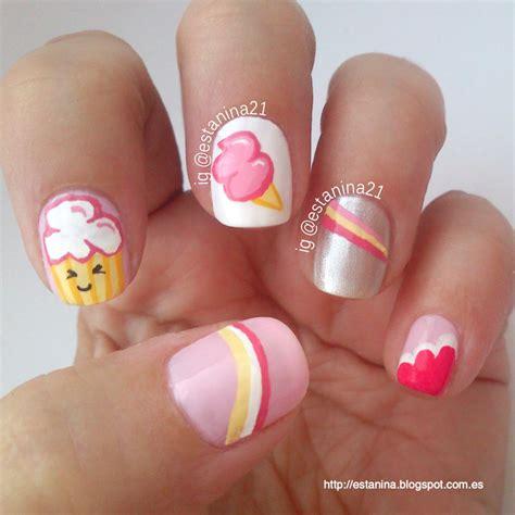 imagenes de uñas decoradas para verano u 241 as de heladitos para el verano mi stand de u 241 as