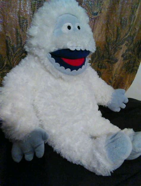 christmas rudolph bumble abominable snowman build a bear