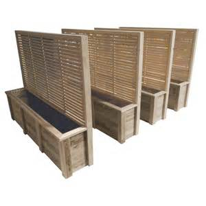 Outdoor Furniture At Bunnings - planter amp trellis combo 2490x1950x500