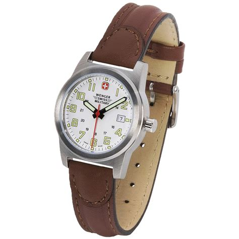 Swiss Army L1151 Rosegold White wenger swiss army watches s swiss watches by