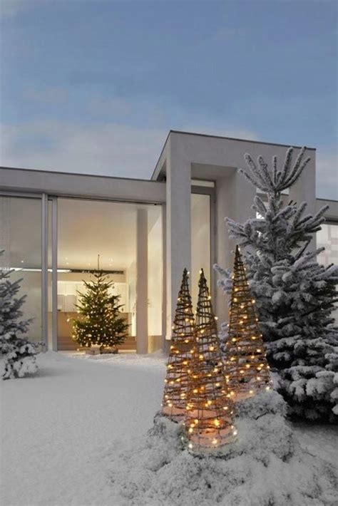 3 modern base details livemodern your best modern home 16 modern christmas tree ideas livemodern your best