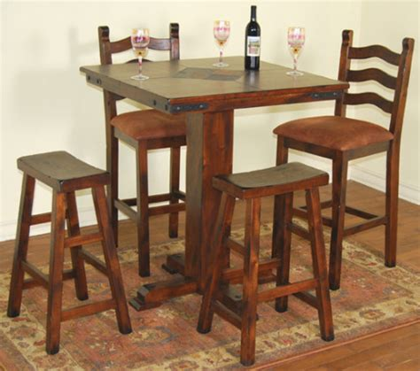 dining table tall or regular dining table