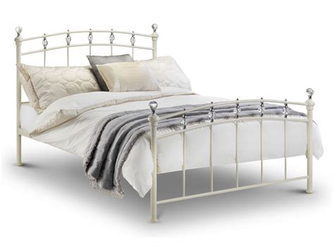 bed l with outlet the sleep shop 4ft6 double julian bowen sophie bedstead