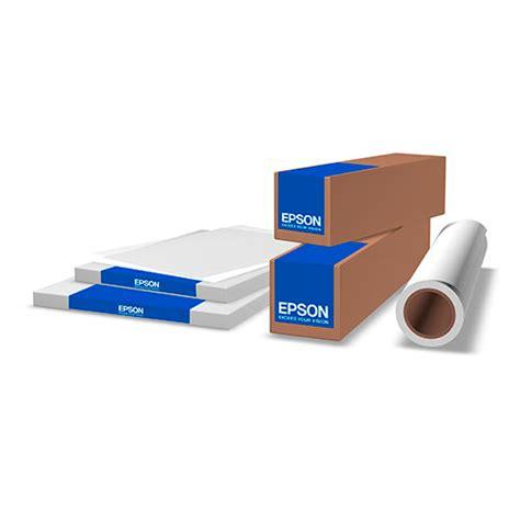 epson matte paper epson matte paper heavy weight 50 ks a3 167g sp7000