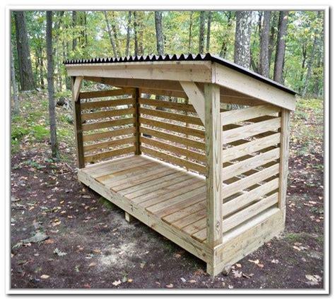 Wood Shed Plans Diy