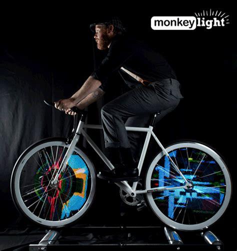 Light Monkey by Monkey Light Pro La Bicicleta De Animaciones Led Gamma