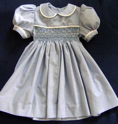 Handmade Smocked Dresses - smocked heaven smocked dresses for children