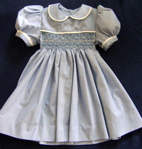 Handmade Smocked Dresses - smocked heaven smocked dresses for children