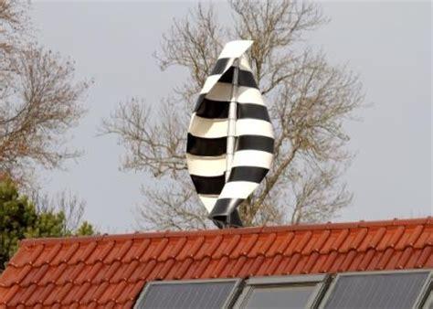 kleinwindkraftanlage zur selbstmontage auf dem dach