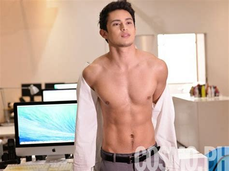 pinoy gigs blog hot and new concerts music celebrity james reid in cosmo centerfolds 2014 pinoy manila