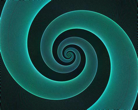 spiral pattern ai gratis vektorgrafik spiral fraktal tapet dekoration