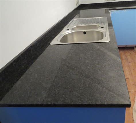 Slate Grey Countertops Steel Grey Granite Kitchen Countertops And Black
