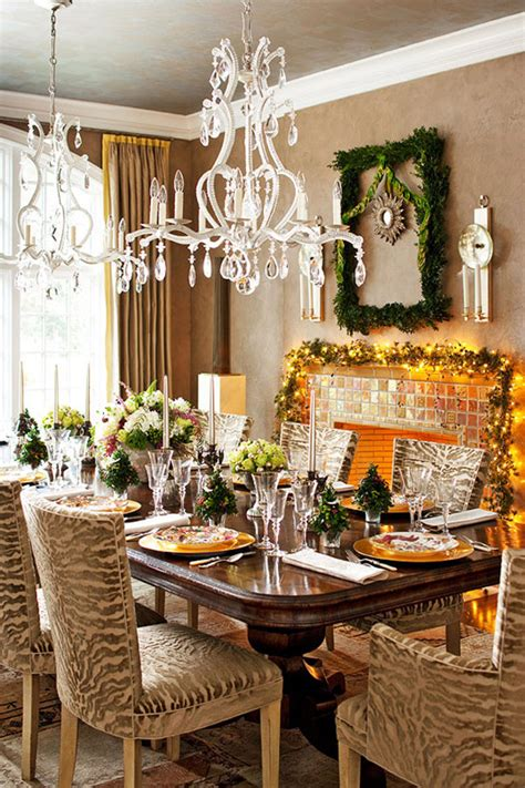 christmas dining room table decorations home decoration design christmas decoration ideas