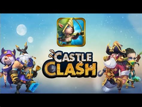 download game castle clash mod apk castle clash age of legends apk download free strategy