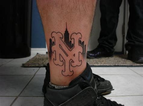 ny mets tattoo 18 best images about new york mets tattoos nails hair on